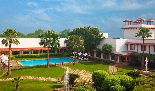 Trident Hotel in Agra