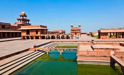 Agra-Fatehpur Sikri