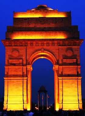 India Gate, Delhi