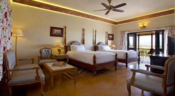 Juna Mahal - Deluxe Room
