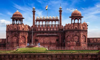 Delhi-Red Fort