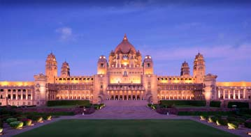Taj Umaid Bhawan Palace - Palace Room